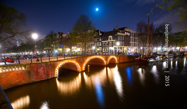 Amsterdam long exposure Photography