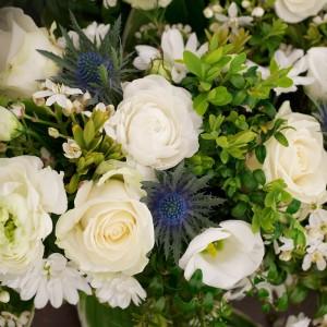 Scottish Wedding Bridal Bouquet, Fort William Scotland