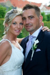 Irena and Damian's Prague Wedding