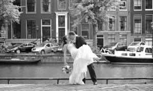 Amsterdam Wedding Photography - Walkabout