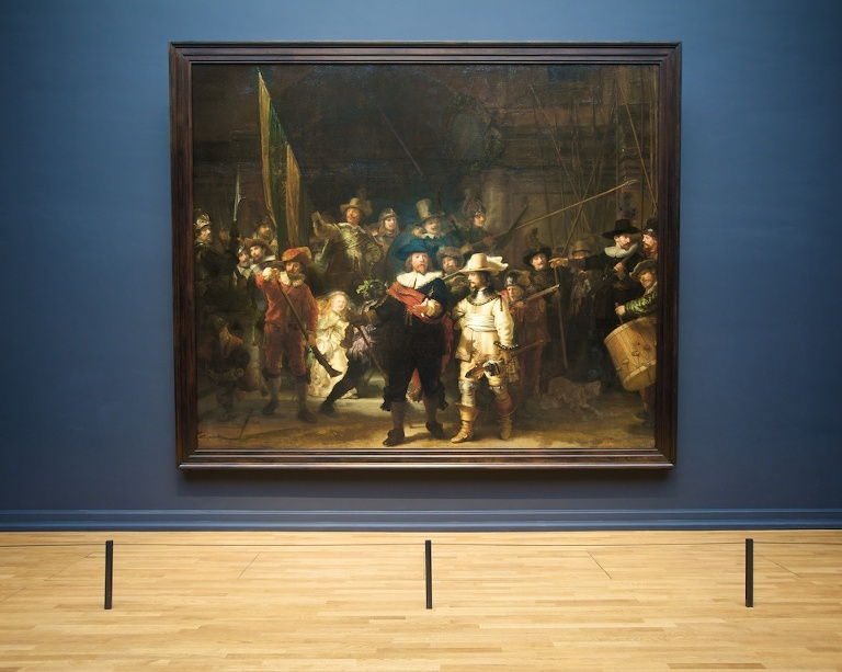 NightWatch Gallery Rijksmuseum