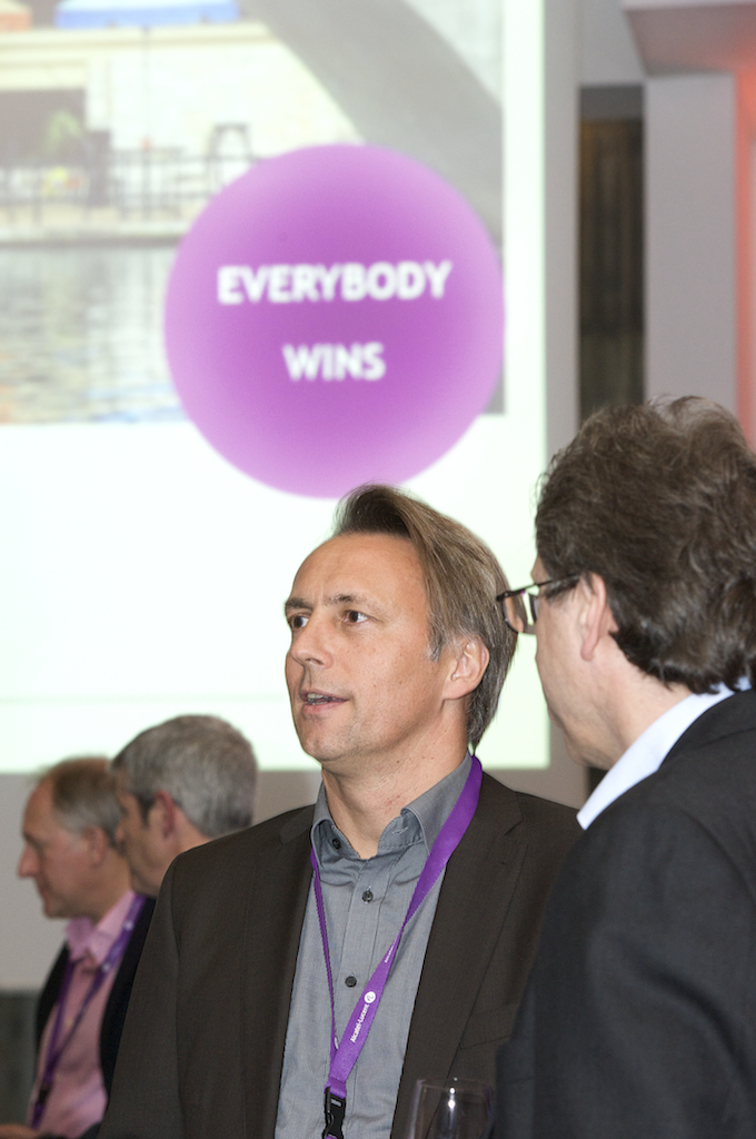 Everybody Wins with the Alcatel Lucent Partner program