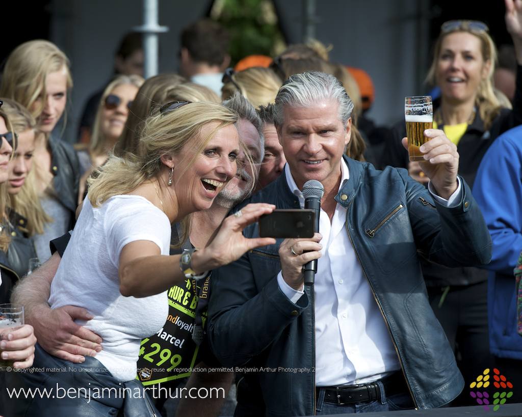 Event photographer at Den Bosch