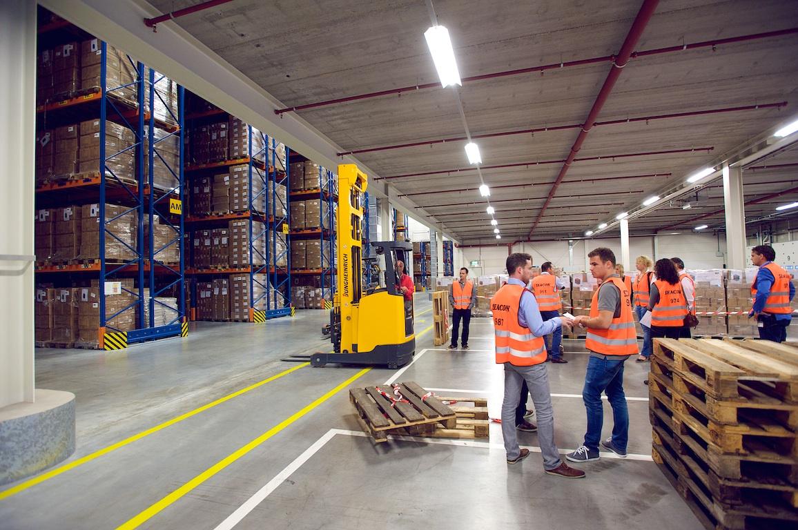 Warehouse Shoot
